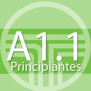 Principiantes – inicio: 18.08.18 (CENTRO)