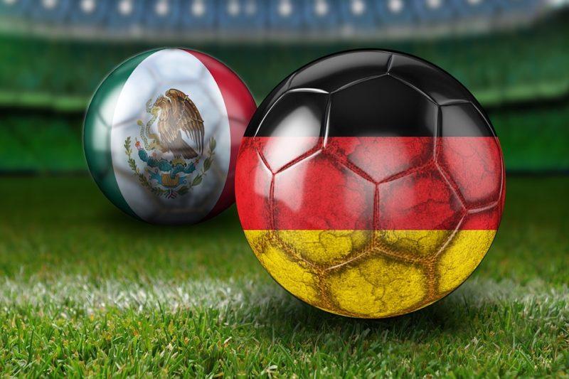 Mexico - Alemania