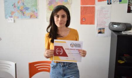 Schülerin des Monats August 2019