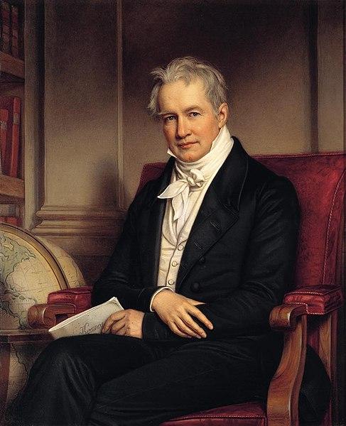 Esta imagen tiene un atributo ALT vacío; su nombre de archivo es 487px-Stieler_Joseph_Karl_-_Alexander_von_Humboldt_-_1843.jpg