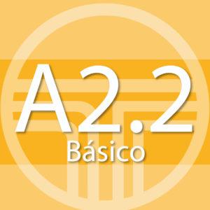 A2.2 – Semi-Intensivo – Sucursal Centro